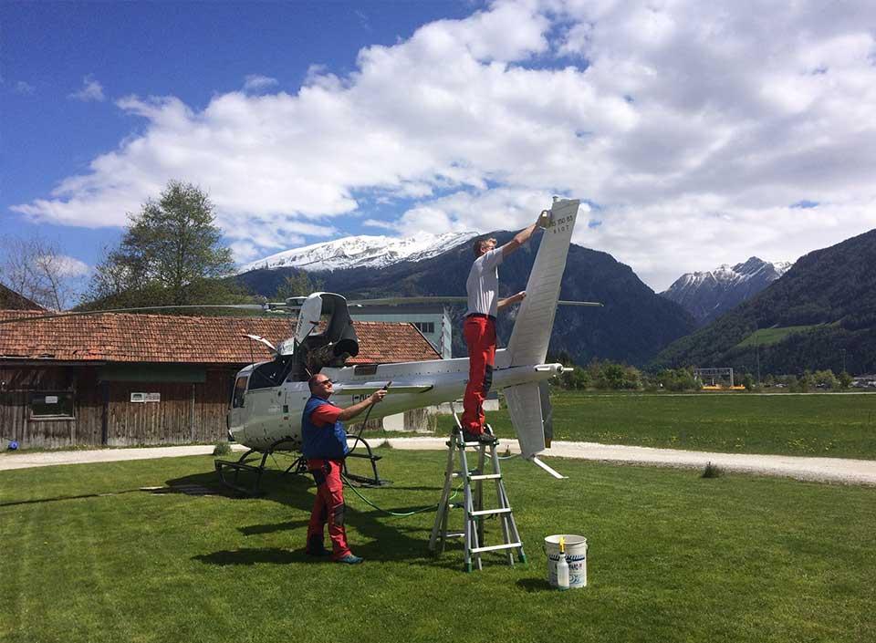 Air Service Center Cortina.Helicopter School Pavia Piacenza Milano