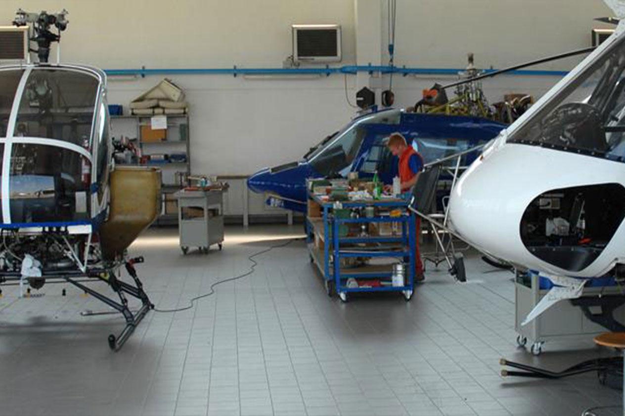 Elicottero Milano : Assistenza e manutenzione elicotteri pavia piacenza milano bolzano